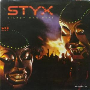 Styx - Kilroy Was Here