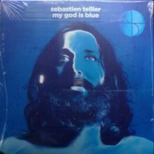 Sebastien Tellier - My God Is Blue (blue vinyl)