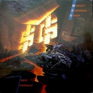M.S.G. (Michael Schenker ex-UFO, ex-Scorpions) - Save Yourself