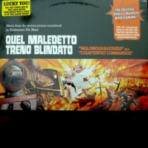 Francesco De Masi - Quel Maledetto Treno Blindato - Original Movie Soundtrack