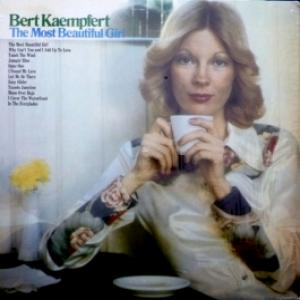 Bert Kaempfert‎ - The Most Beautiful Girl