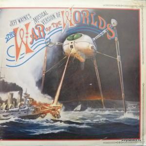 Jeff Wayne - Jeff Wayne's Musical Version Of The War Of The Worlds