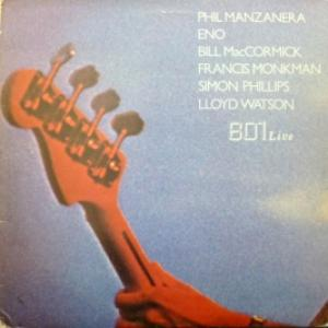 Phil Manzanera (ex-Roxy Music) / 801 - 801 Live