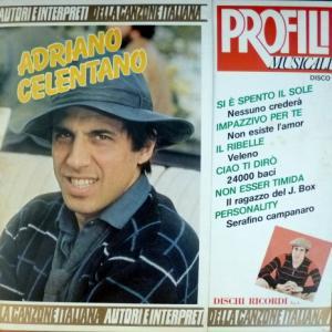 Adriano Celentano - Profili Musicali