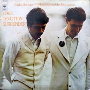 Carlos Santana/Mahavishnu John McLaughlin - Love Devotion Surrender
