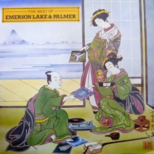 Emerson, Lake & Palmer - The Best Of Emerson Lake & Palmer