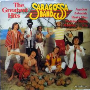 Saragossa Band - The Greatest Hits (Club Edition)