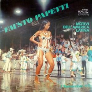 Fausto Papetti - I Remember N°5 - Motivi Dell'America Latina