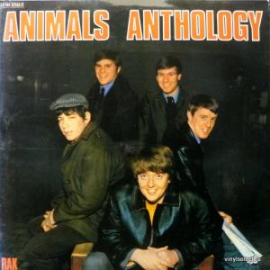 Animals,The - Animals Anthology