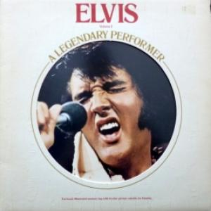 Elvis Presley - A Legendary Performer - Volume 1, 2, 3
