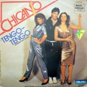 Chicano - Tengo-Tengo (Extended Disco Re-Mix) (Yellow Vinyl)