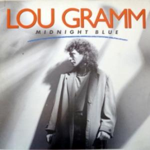 Lou Gramm (Foreigner) - Midnight Blue (Blue Vinyl)