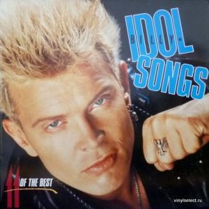Billy Idol - Billy Idol Songs - 11 Of The Best