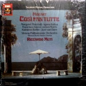 Wolfgang Amadeus Mozart - Cosi Fan Tute (Riccardo Muti & Vienna Philarmonic Orchestra)