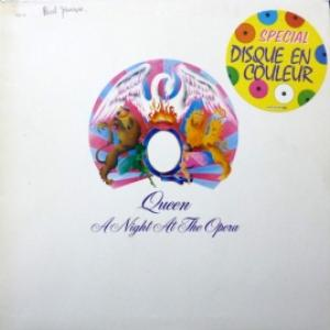 Queen - A Night At The Opera (White vinyl)