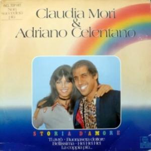 Claudia Mori & Adriano Celentano - Storia D'Amore (Club Edition)