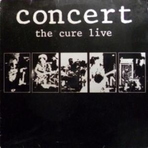 Cure,The - Concert - The Cure Live (GER)