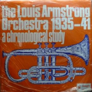 Louis Armstrong - The Louis Armstrong Orchestra 1935-41. A Chronological Study. Vol.5
