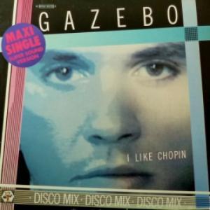 Gazebo - I Like Chopin (Disco Mix) (12'')