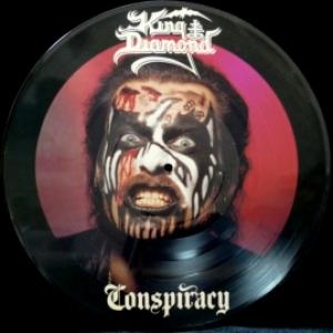 King Diamond - Conspiracy (picture LP)