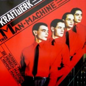 Kraftwerk - The Man Machine (Red Vinyl)