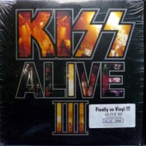 Kiss - Alive III (2LP blue vinyl)