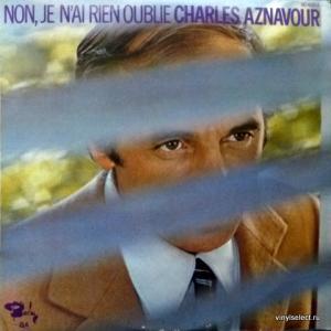 Charles Aznavour - Non, Je N'Ai Rien Oublié