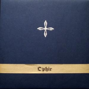 Ophir - Saat & Ernte (Blue Vinyl)