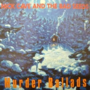 Nick Cave And The Bad Seeds - Murder Ballads (blue vinyl)