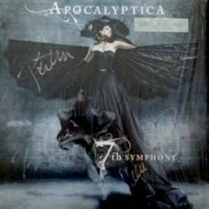 Apocalyptica - 7th Symphony (*Autographed)