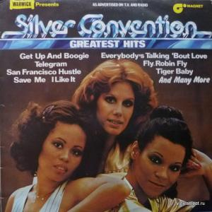Silver Convention - Greatest Hits