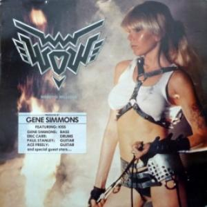 Wendy O. Williams (Plasmatics) - WOW (produced by Gene Simmons / Kiss)