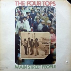 Four Tops, The - Main Street People
