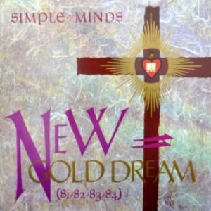 Simple Minds - New Gold Dream (81-82-83-84) (GER)