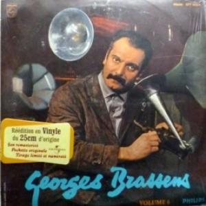Georges Brassens - N°6 : Georges Brassens Et Sa Guitare