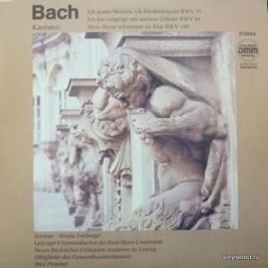 Johann Sebastian Bach - Kantaten