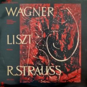 Richard Wagner / Ferenc Liszt / Richard Strauss - Śpiewacy Norymberscy Uwertura / Preludia / Don Juan