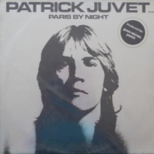Patrick Juvet - Paris By Night (produced by J.M.Jarre)
