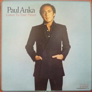 Paul Anka - Listen To Your Heart