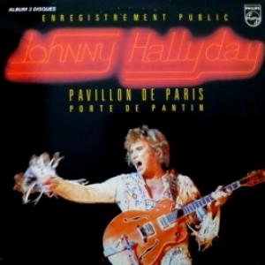 Johnny Hallyday - Enregistrement Public Au Pavillon De Paris