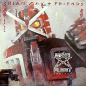 Brian May + Friends - Star Fleet Project