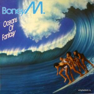 Boney M - Oceans Of Fantasy (Club Edition)
