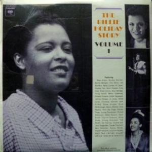 Billie Holiday - The Billie Holiday Story Volume I