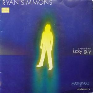 Ryan Simmons (Dieter Bohlen - Modern Talking;Blue System) - Lucky Guy