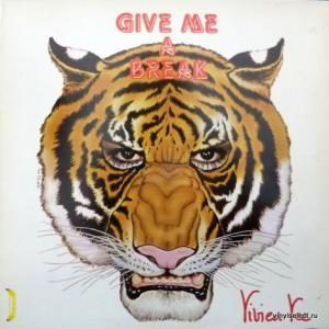 Vivien Vee - Give Me A Break (Red Vinyl)