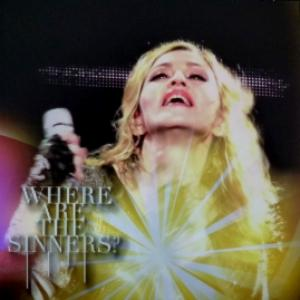 Madonna - MDNA ‎– Where Are The Sinners? (Yellow Vinyl + Poster!)