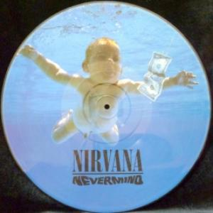 Nirvana - Nevermind (Picture LP)