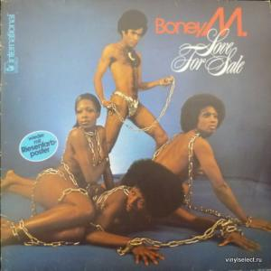 Boney M - Love For Sale (+Poster!)