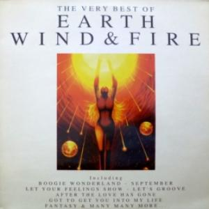 Earth, Wind & Fire - The Very Best Of Earth, Wind & Fire