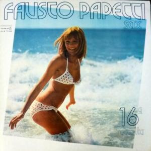 Fausto Papetti - 16a Raccolta